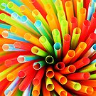 Straws by Sally Murray