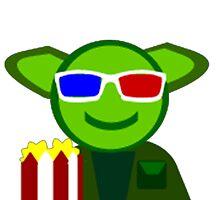 Yoda Popcorn by jackspigel