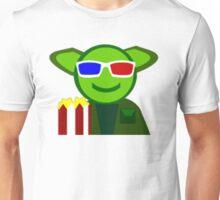 Yoda Popcorn Unisex T-Shirt