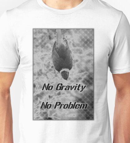 Gravity Bird Unisex T-Shirt