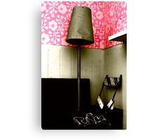 putting forth the effort  Canvas Print