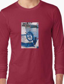 sailor wheel Long Sleeve T-Shirt