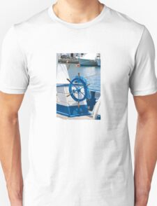 sailor wheel Unisex T-Shirt