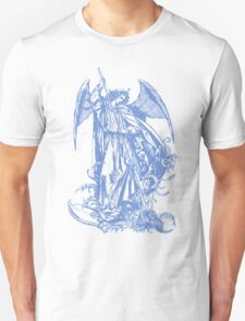 Angel Fights the Demon T-Shirt