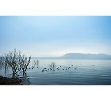 Lake Glenbourne Photographic Print