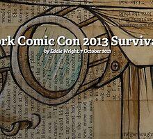 New York Comic Con 2013 Survival Guide by Redbubble Community  Team