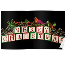 Christmas Merry Poster