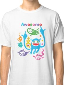 Stay Awesome - light  Classic T-Shirt