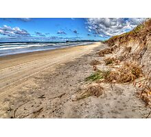 Lennox Head After A Storm Photographic Print