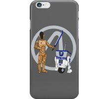 Droids of Pandora iPhone Case/Skin