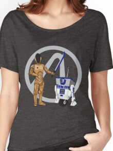 Droids of Pandora Women's Relaxed Fit T-Shirt