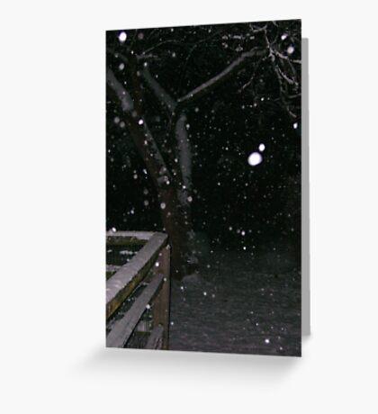 Frightful Night Greeting Card