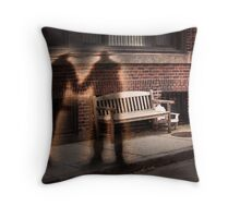Remember, Edna? This was our earthly home.   Throw Pillow