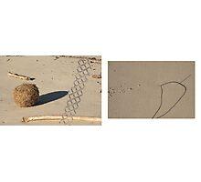 beach muse #6 Photographic Print
