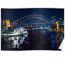Sydney Icons Poster
