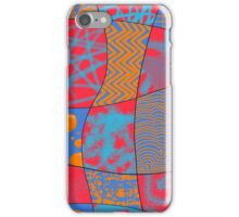 Colourful Patterns iPhone Case/Skin