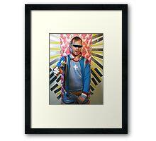 candy sport Framed Print