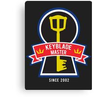 Keyblade Master Canvas Print