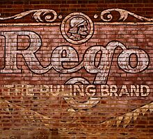 Rego: The Ruling Brand by Natalie Ord