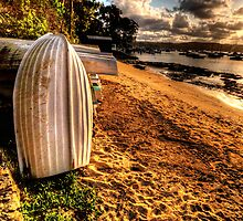 Old But Reliable - Paradise Beach - The HDR Experience by Philip Johnson