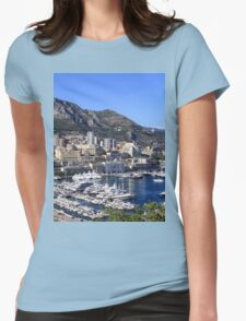 a colourful Monaco