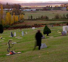 She Walks in the Twilight  by Chuck Gardner