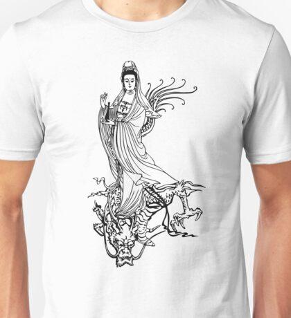 Quan Yin or Kwan Yin or Kuan Yin Unisex T-Shirt
