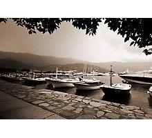 Rainy mood Photographic Print