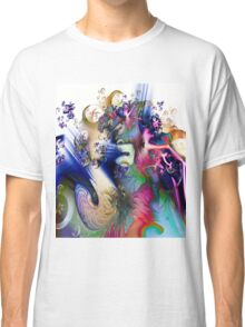 Sculpting the Abstract Classic T-Shirt