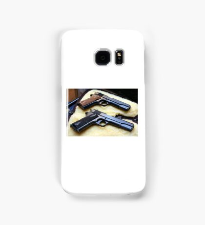 twin Colts Samsung Galaxy Case/Skin
