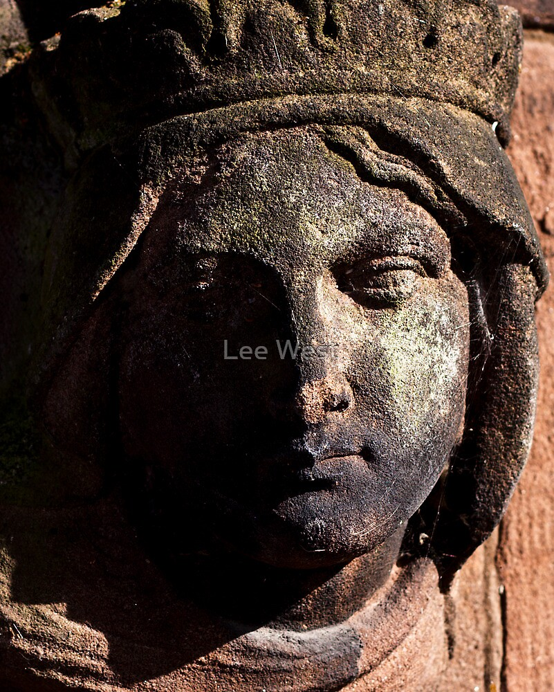 Stone Lady by Lee West