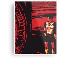 The last centurion Metal Print