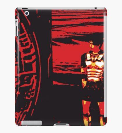 The last centurion iPad Case/Skin