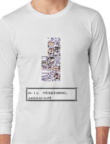 Missingno Long Sleeve T-Shirt