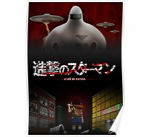 Attack on Starman Poster