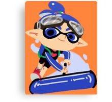 Inkling Boy Canvas Print