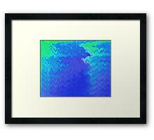 NIXO 000Y37 Framed Print