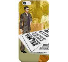 Imvu dr who iPhone Case/Skin