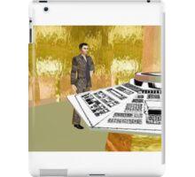 Imvu dr who iPad Case/Skin
