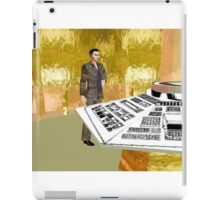 Imvu dr who iPad Case/Skin