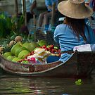 Floating Markets stall by Ben Breen