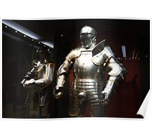 Henry VII Armour Poster