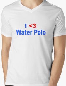 Sports Mens V-Neck T-Shirt