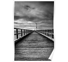 Lonsdale Pier - Point Lonsdale Victoria Poster
