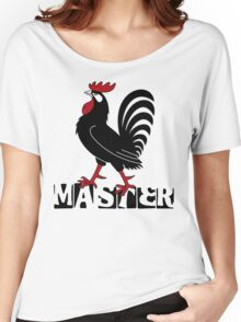 MASTER Women's Relaxed Fit T-Shirt