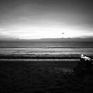 Corn Sellers Beach by Reynandi Susanto