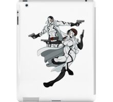 Fantomex and Cluster iPad Case/Skin