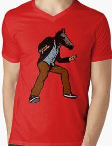 Eddie Mens V-Neck T-Shirt
