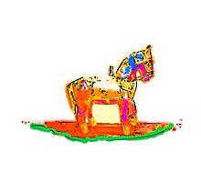 * oriental * horse * Photographic Print