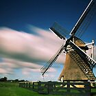 windmills are the wind by JurrPhotography